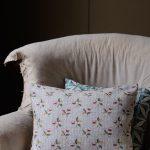 Antoinette Poisson Bais cushion