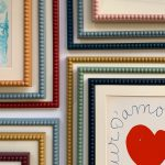 Bobbin Frames from Etalage
