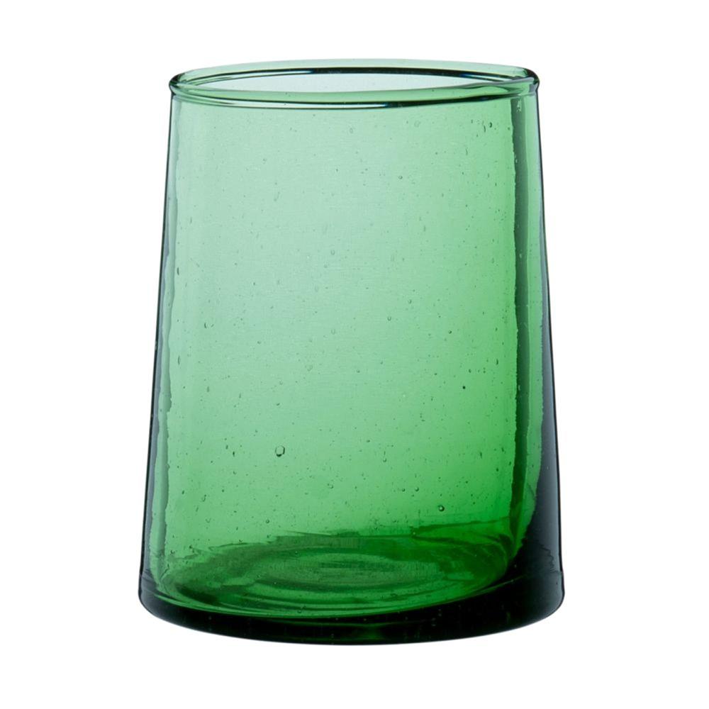 Maison du Monde green tumbler