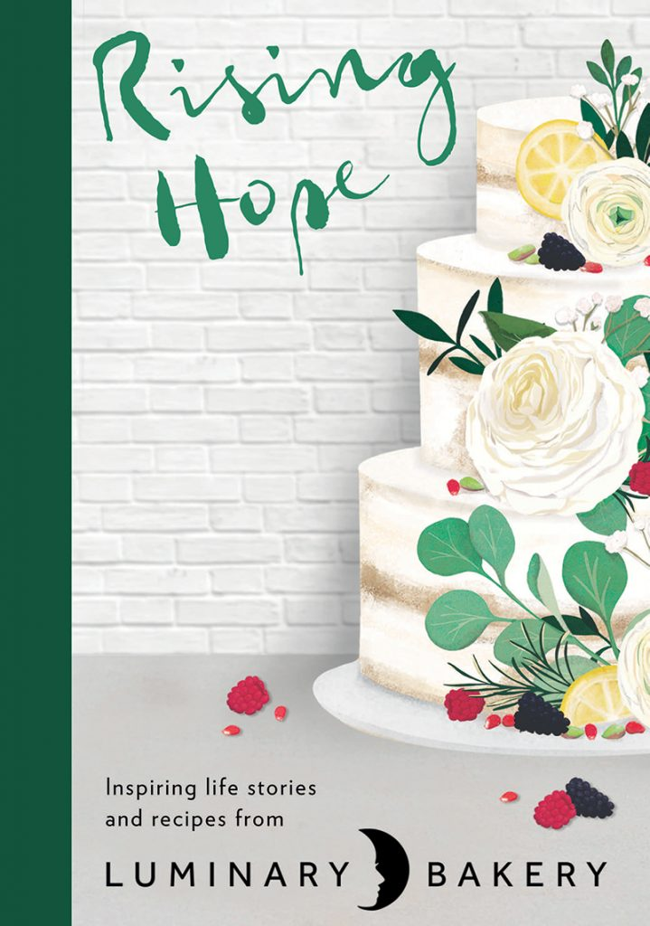 Rising Hope Luminary Bakery Book Jacket