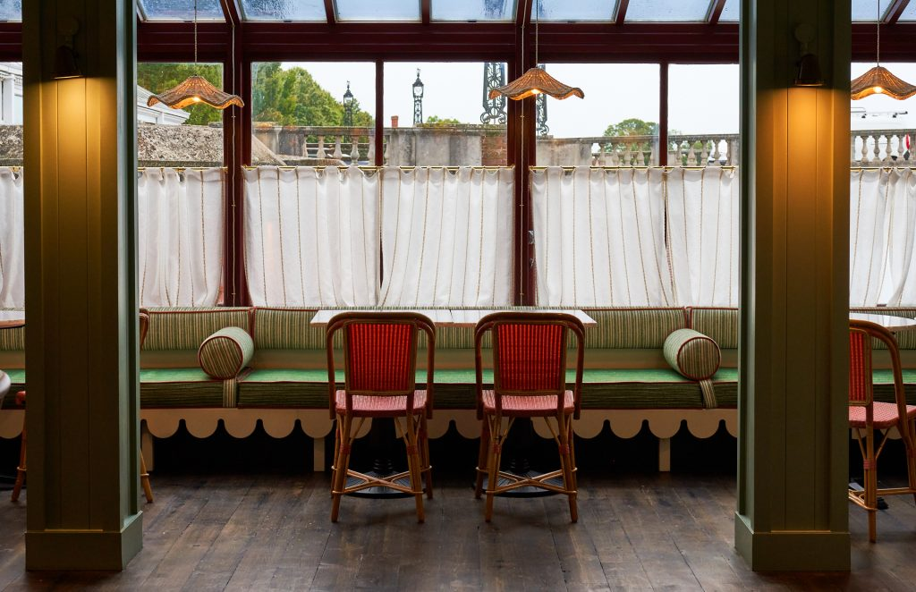 The Mitre Coppernose restaurant