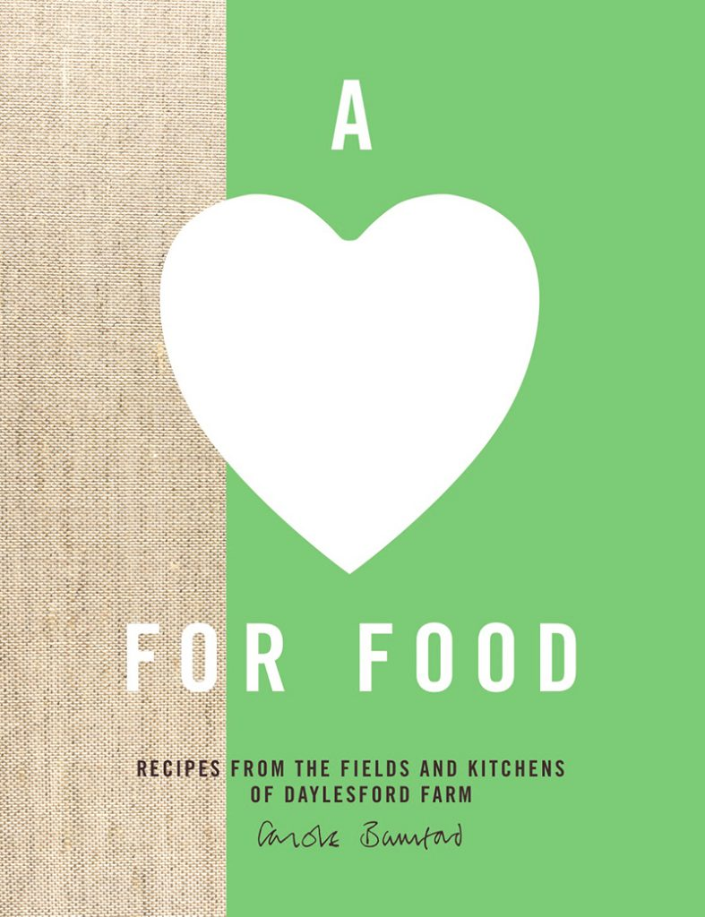 A Love for Food Carole Bamford
