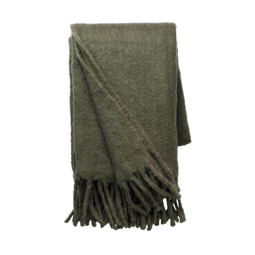 Cozy Living Mathea Throw, £63, Cuckooland