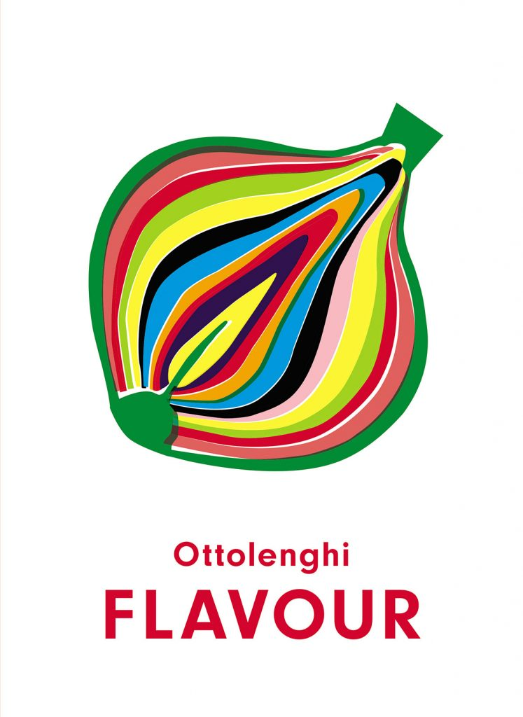 Ottolenghi Flavour, by Yotam Ottolenghi and Ixta Belfrage book jacket