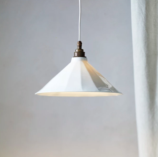 Audley Tapered Light, £195, The White Company