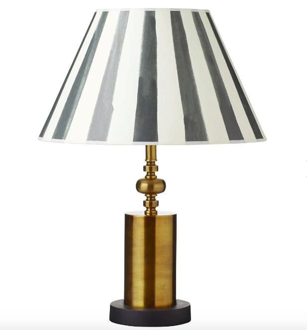 Tamri Table Lamp, £125, OKA