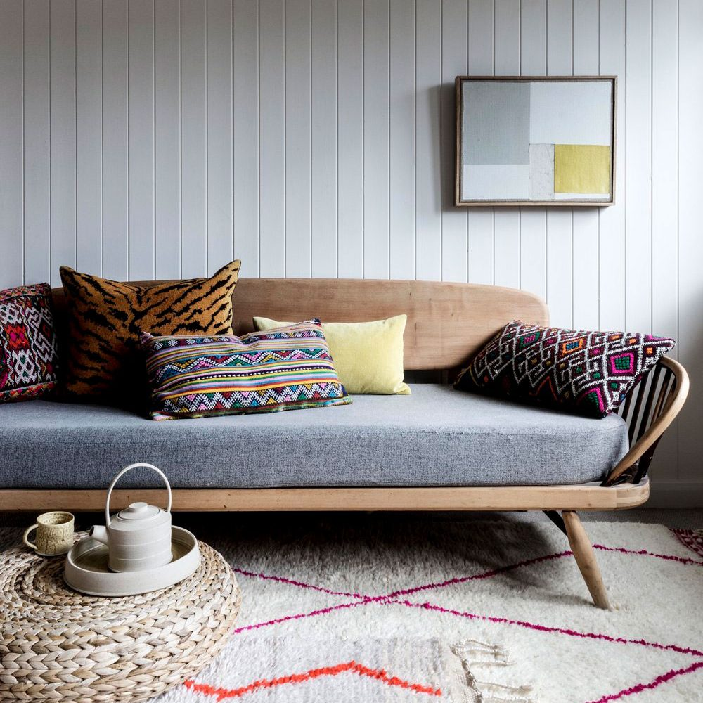 Shopping: Autumnal Textiles For Cosy Homes