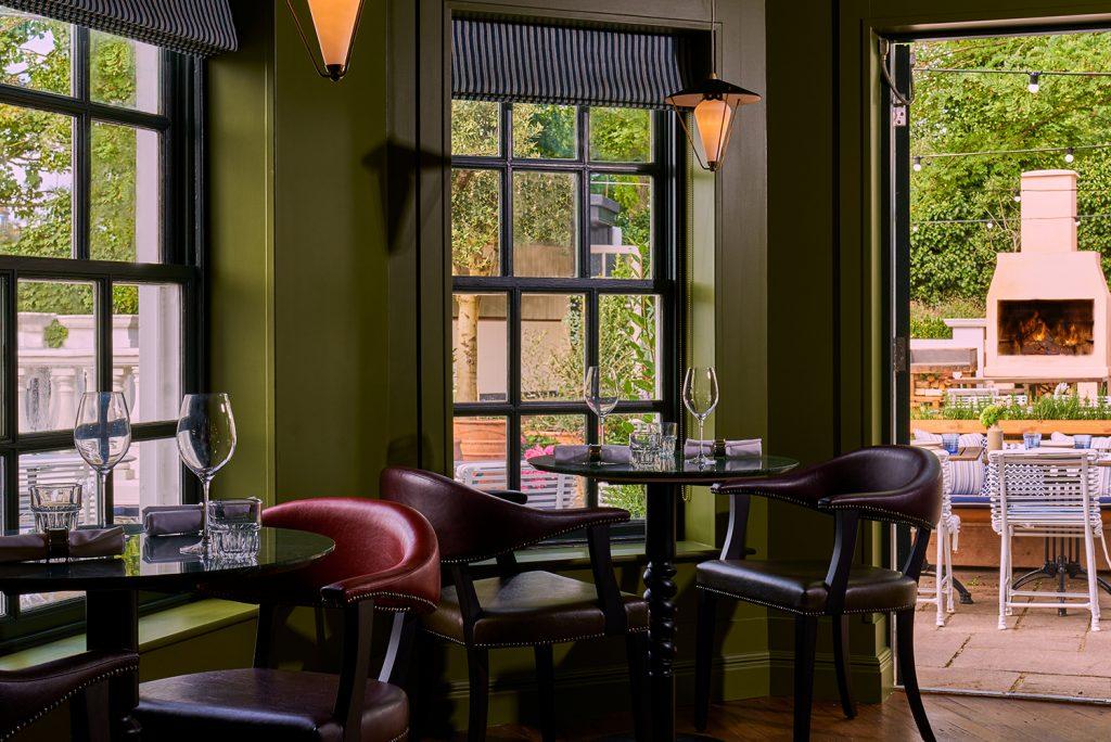 The Mitre 1665 restaurant_