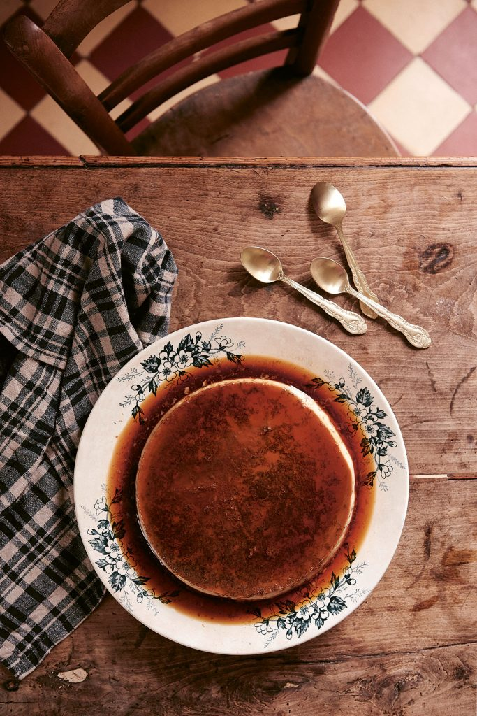 Lily's Creme Caramel from Miss Maggie's Kitchen by Heloise Brion