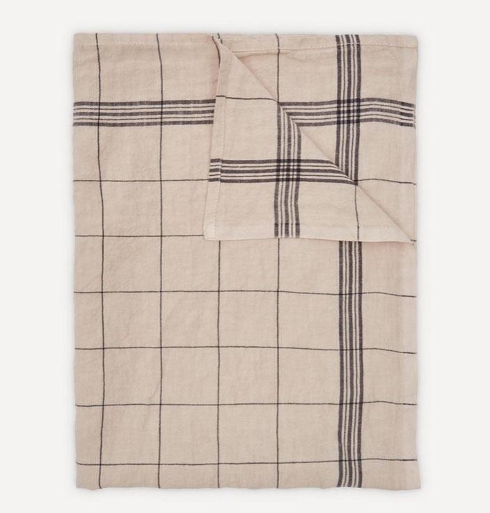 Essuie-Verres-Moka-Washed-Linen-Tea-Towel,-£16,-Liberty