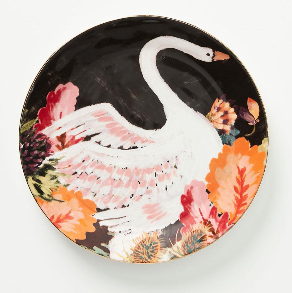 Henriette-Dessert-Plate,-£14,-Anthropologie