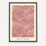 Unframed William Morris print, £45, Liberty London
