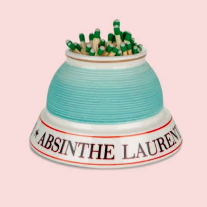 Absinth Laurent match strike, £34, Host Home