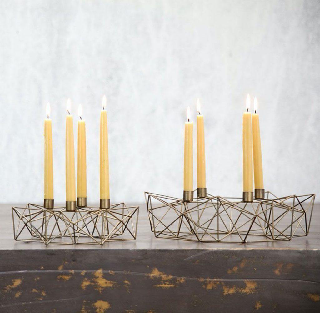 Derwala-Geometric-Candle-Holder,-£29.95,-Nkuku