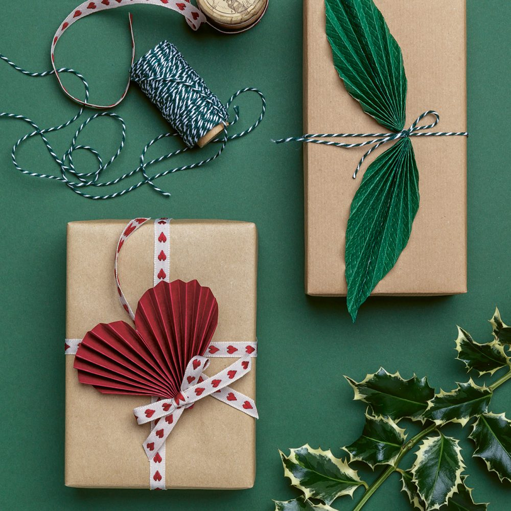 Stylish and Sustainable Christmas Wrapping Ideas