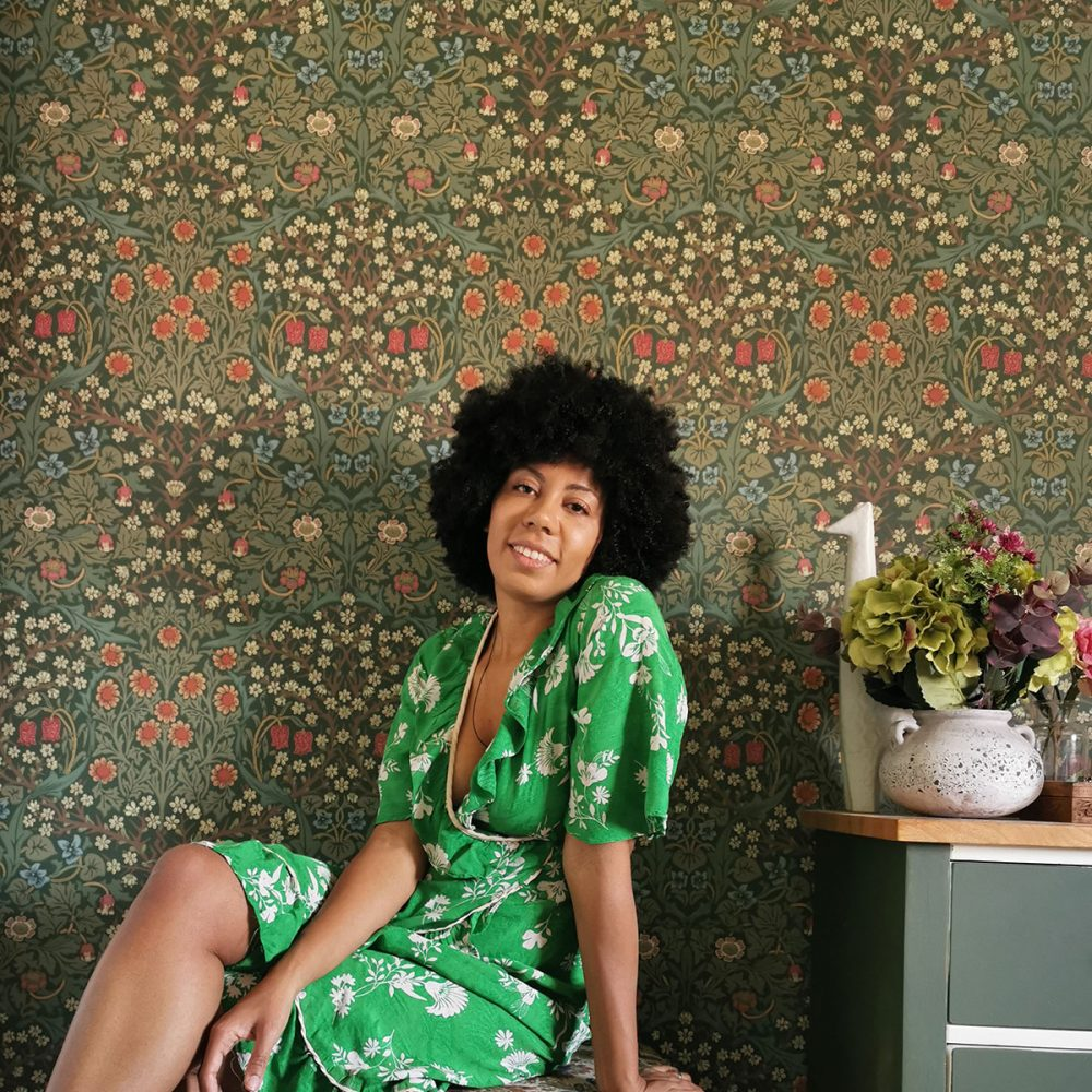 The Queen of Pattern on How to be Braver with Print