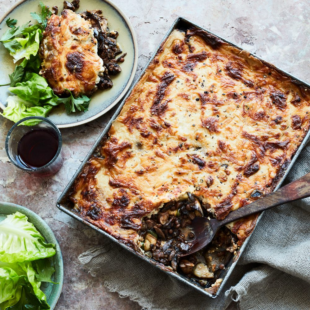Theo Michaels' Meatless Moussaka
