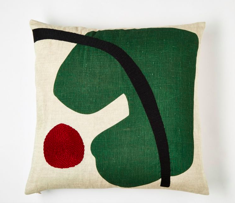 Marlie cushion cover, Conran Shop, £75