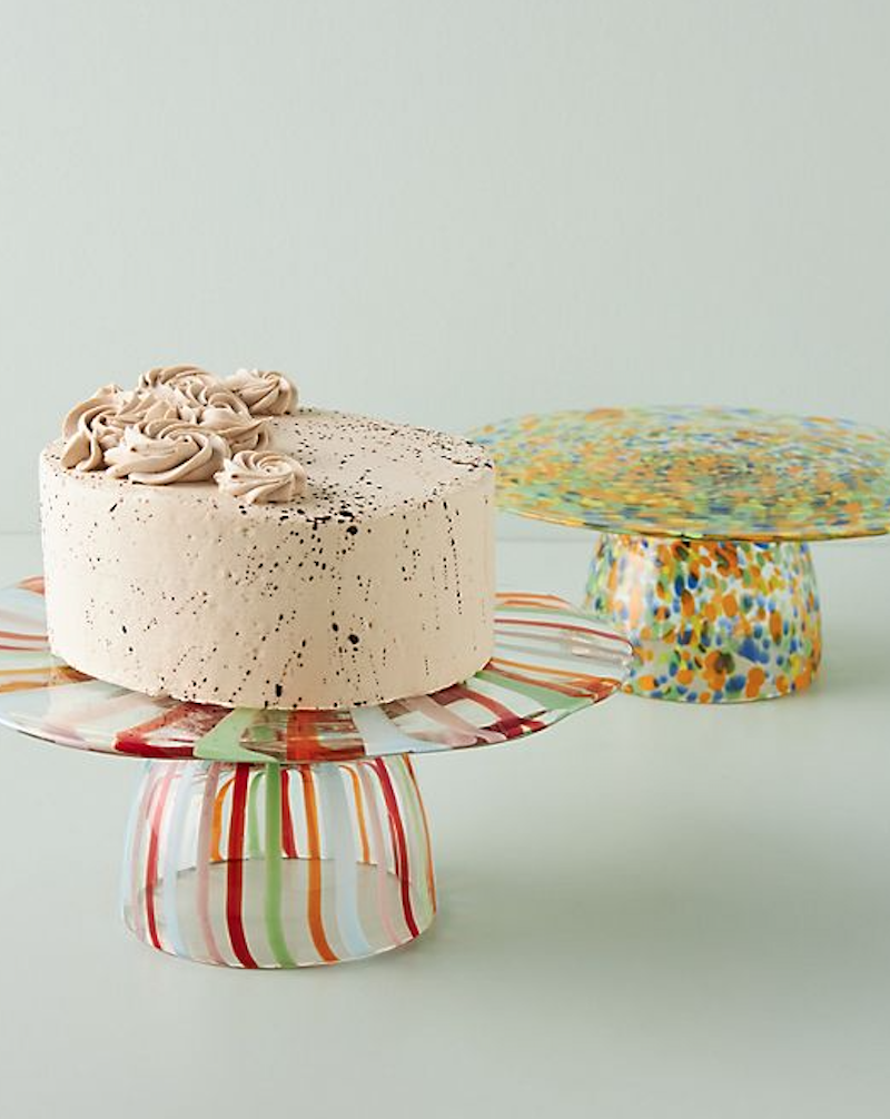 Phoebe Cake Stand, £42, Anthropologie