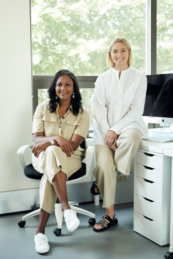 Alexandria Dauley and Sophie Ashby, United in Design Co-Founders (1)
