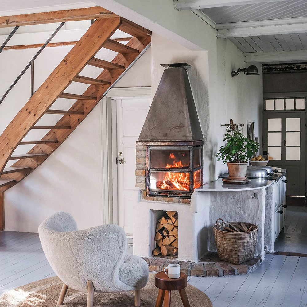 A Cosy Haberdasher's Hideaway in Sweden