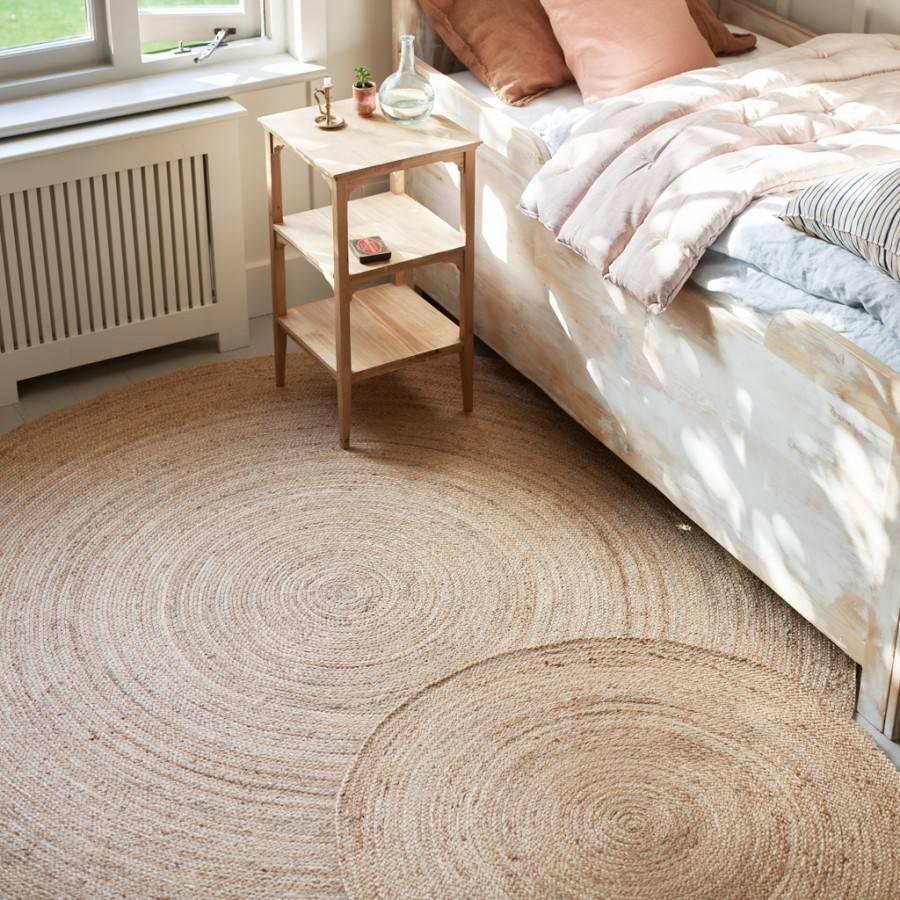 Woven jute rugs Rowen & Wren