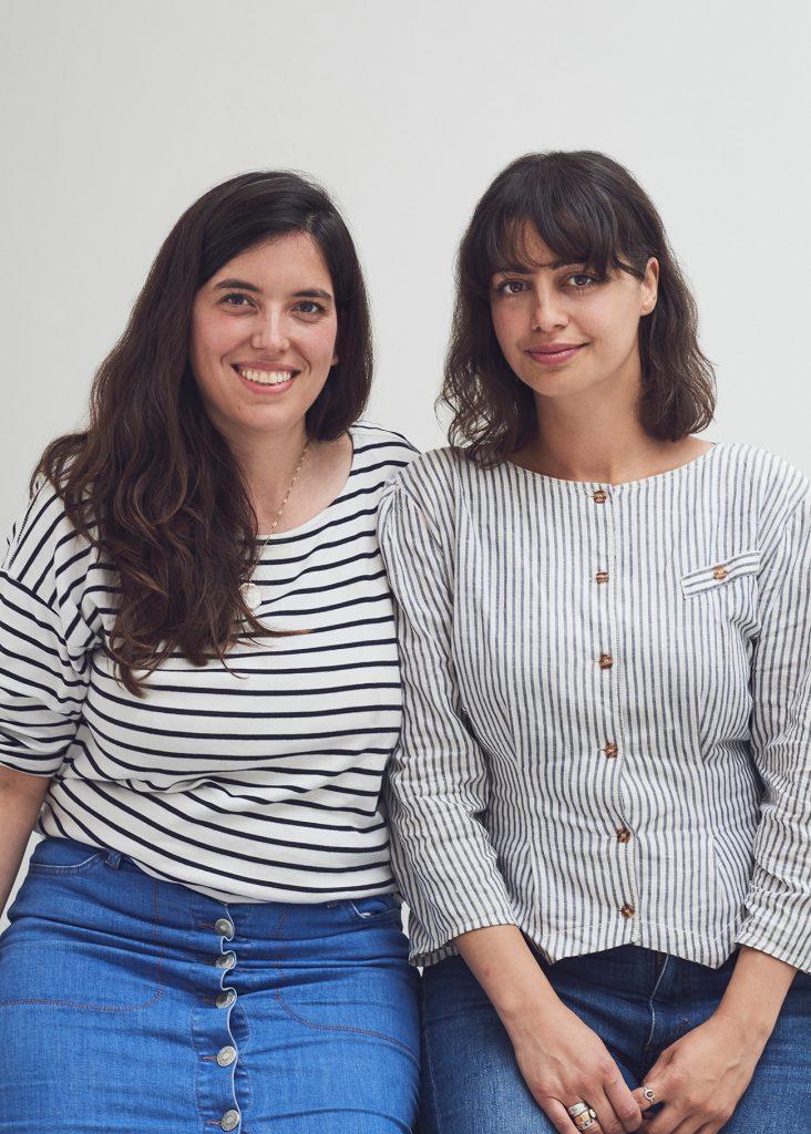 Forivor Founders Rebecca Monserat & Alice Ruby Ross © Jon Gorrigan