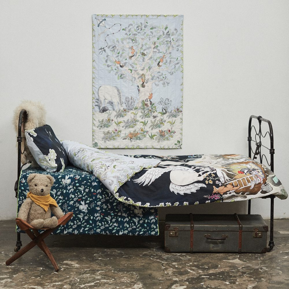Brand We Love: Forivor, Organic Children's Bedding