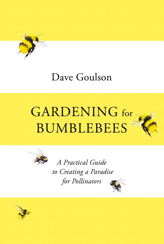 Gardening-for-Bumblebees-by-Dave-Goulson-book cover