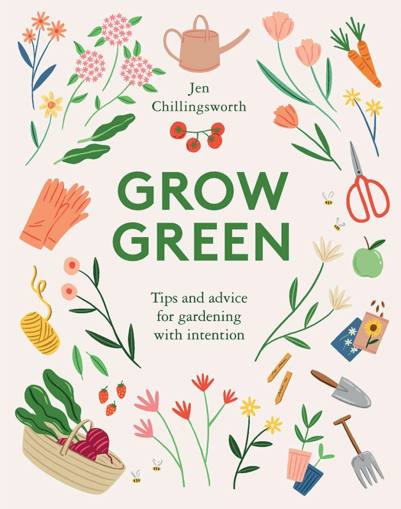 Grow-Green-by-Jen-Chillingsworth-book cover