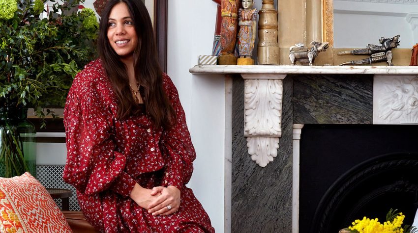 Interior designer Lonika Chande
