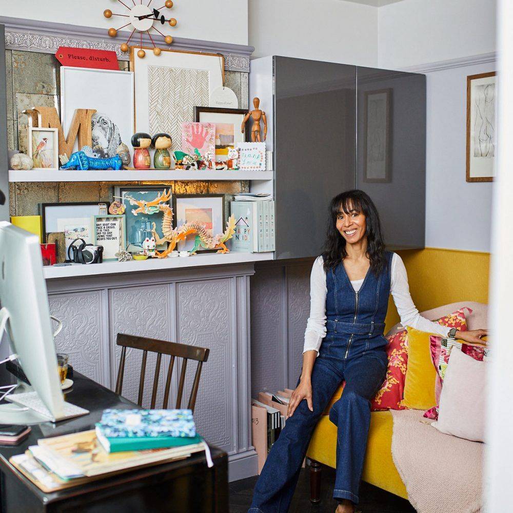 Michelle Ogundehin on her 'Happy Inside' Philosophy for Your Home