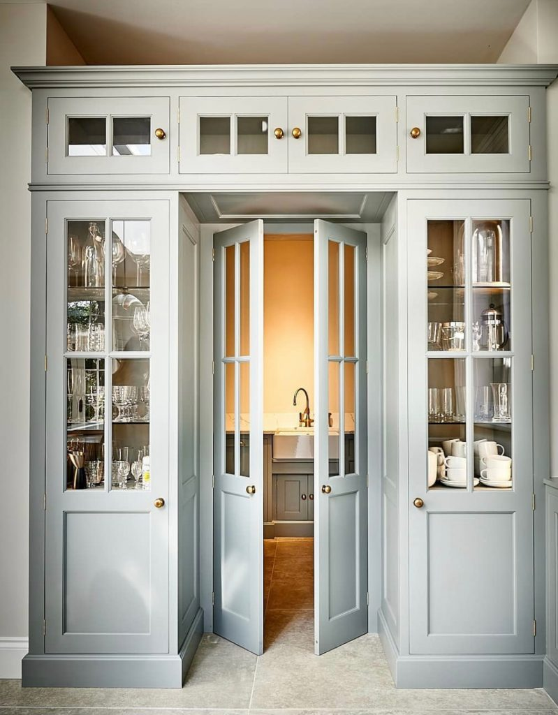 Pantry by Hill Farm Furniture