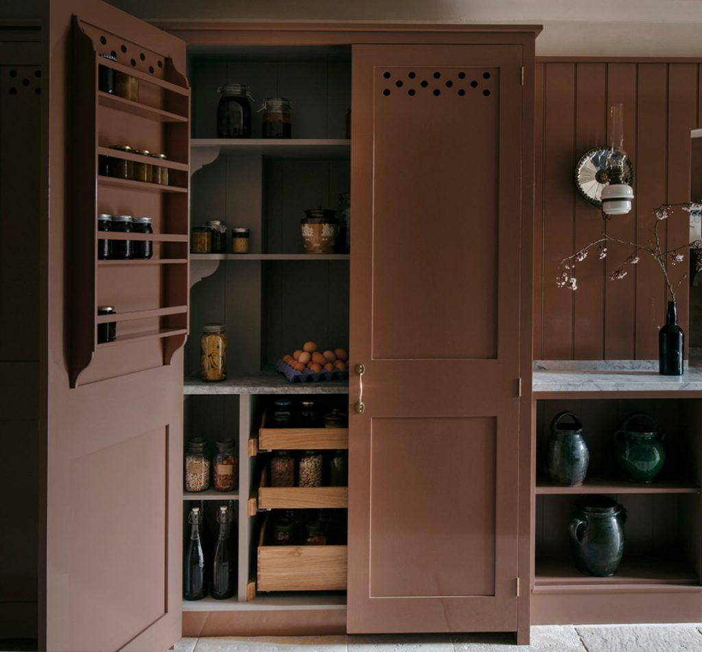 Plain English Butlers Pantry Cupboard