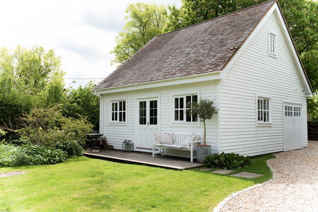 Summer House exterior © Wendy Aldiss Photography