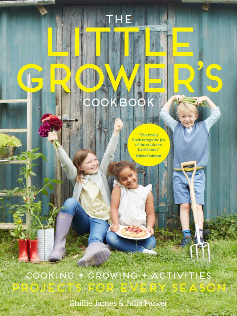 The-Little-Brower's-Cookbook-by Ghillie James and Julia Parker book cover