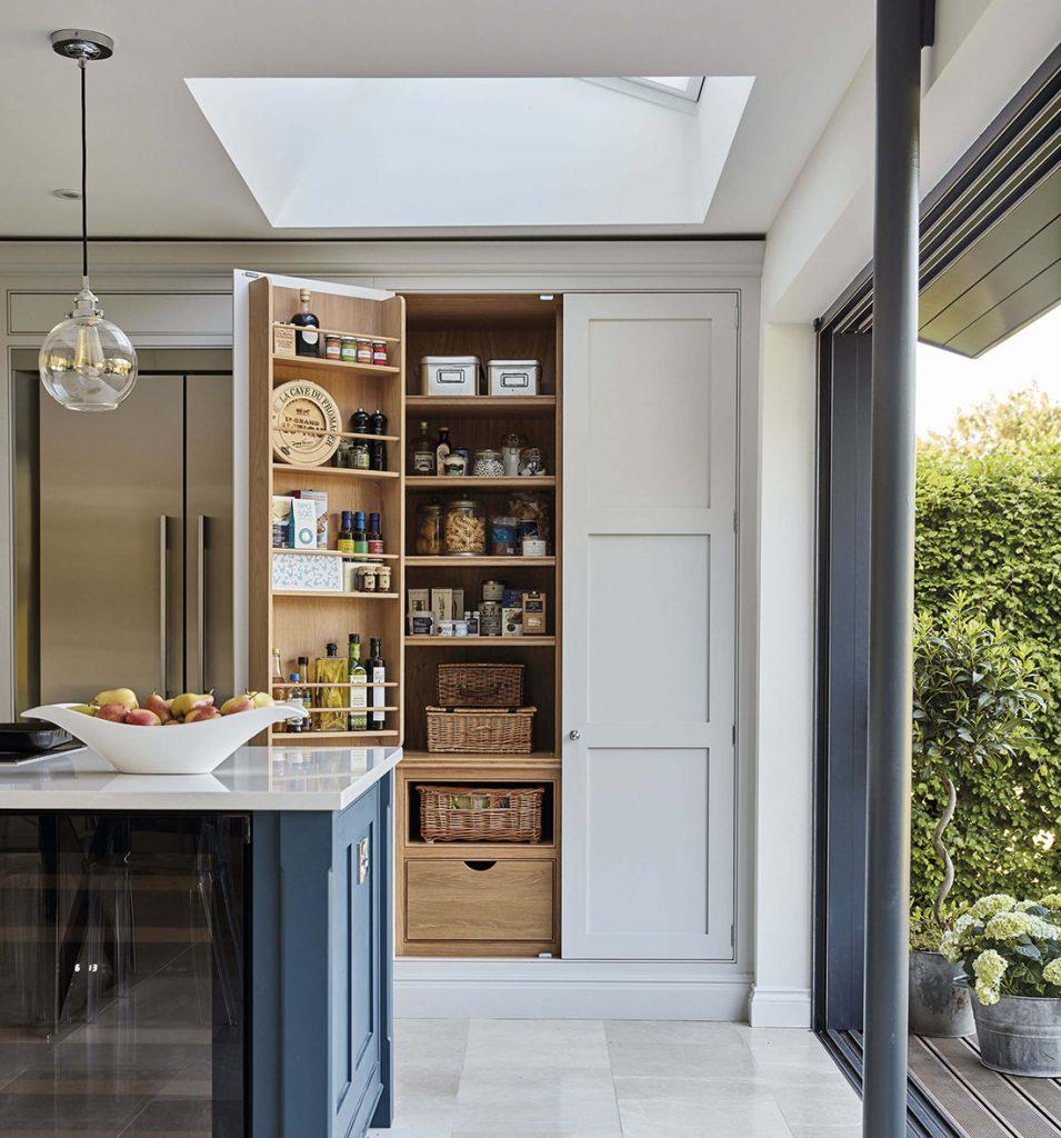 Tom Howley Kitchens pantry cupboard