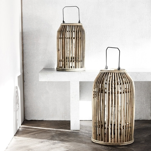 House Doctor bamboo lantern, Norsk