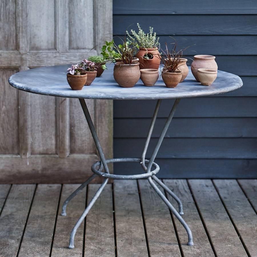 Ludlow garden table Rowen & Wren