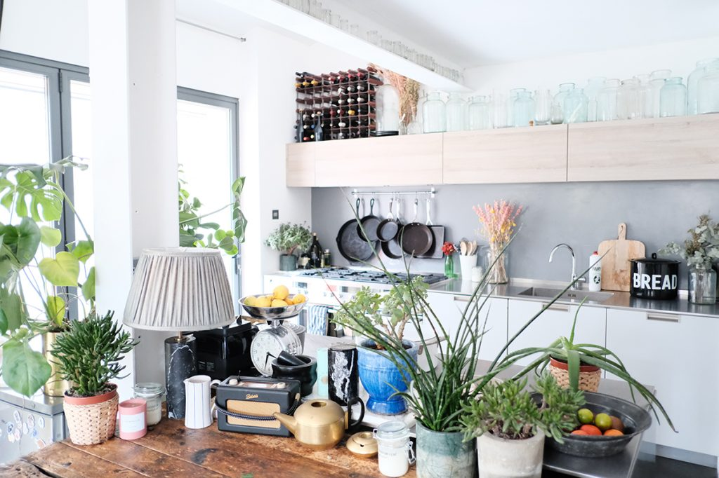 Buchanan Studio kitchen