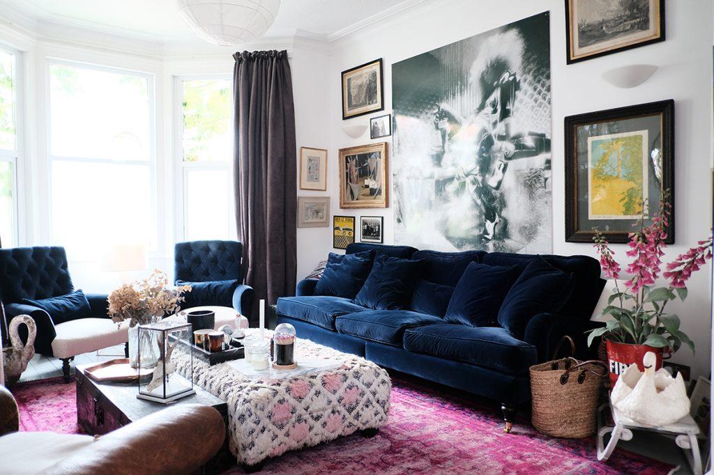 Buchanan Studio sitting room