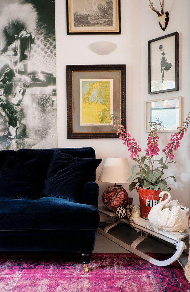 Buchanan Studio sofa detail