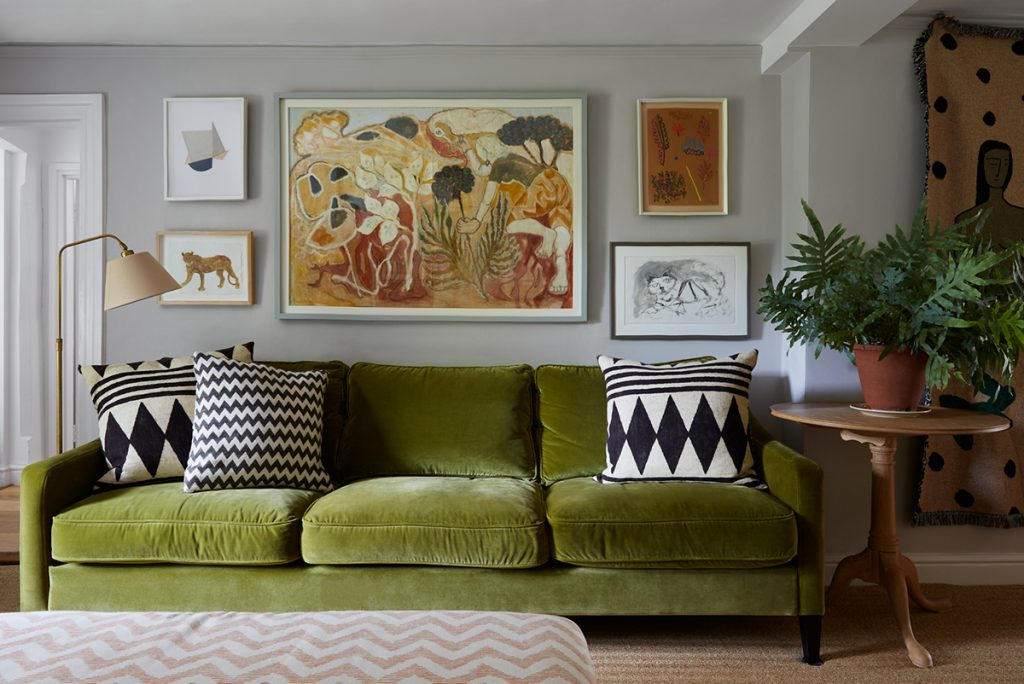 Mylo Art sofa