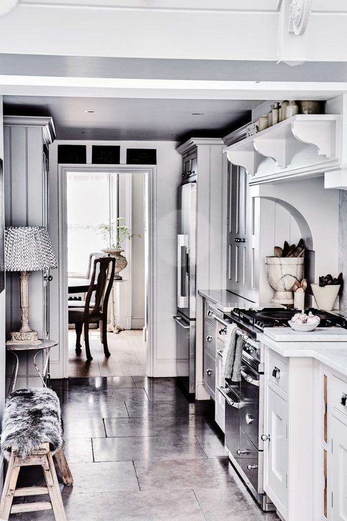 Curate by Ali Heath kitchen © Alun Callender