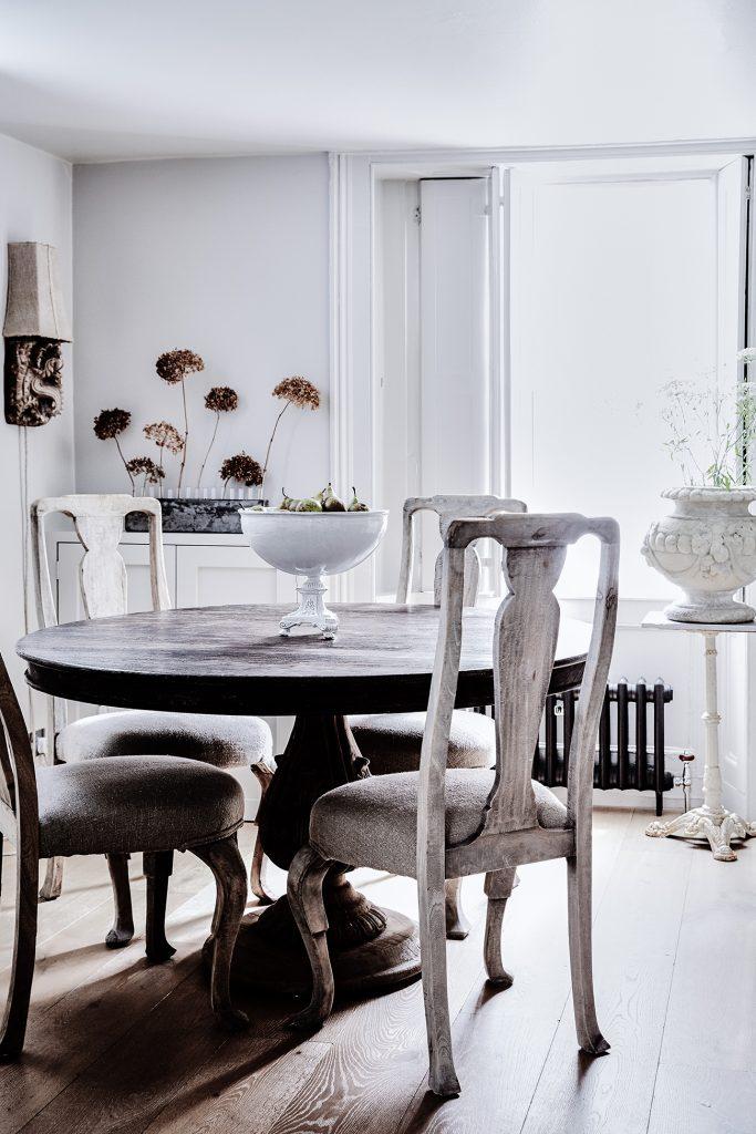 Curate. by Ali Heath dining room © Alun Callender