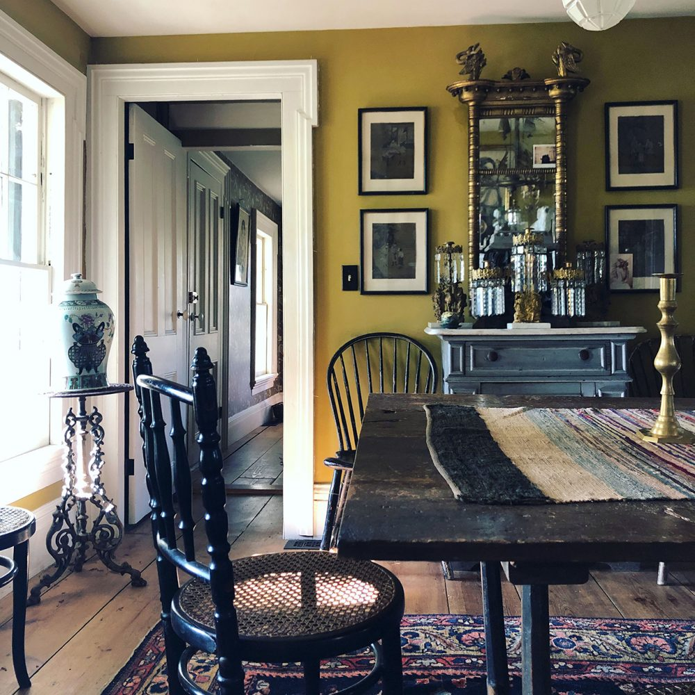 How to Decorate with Antiques, with Designer James Coviello