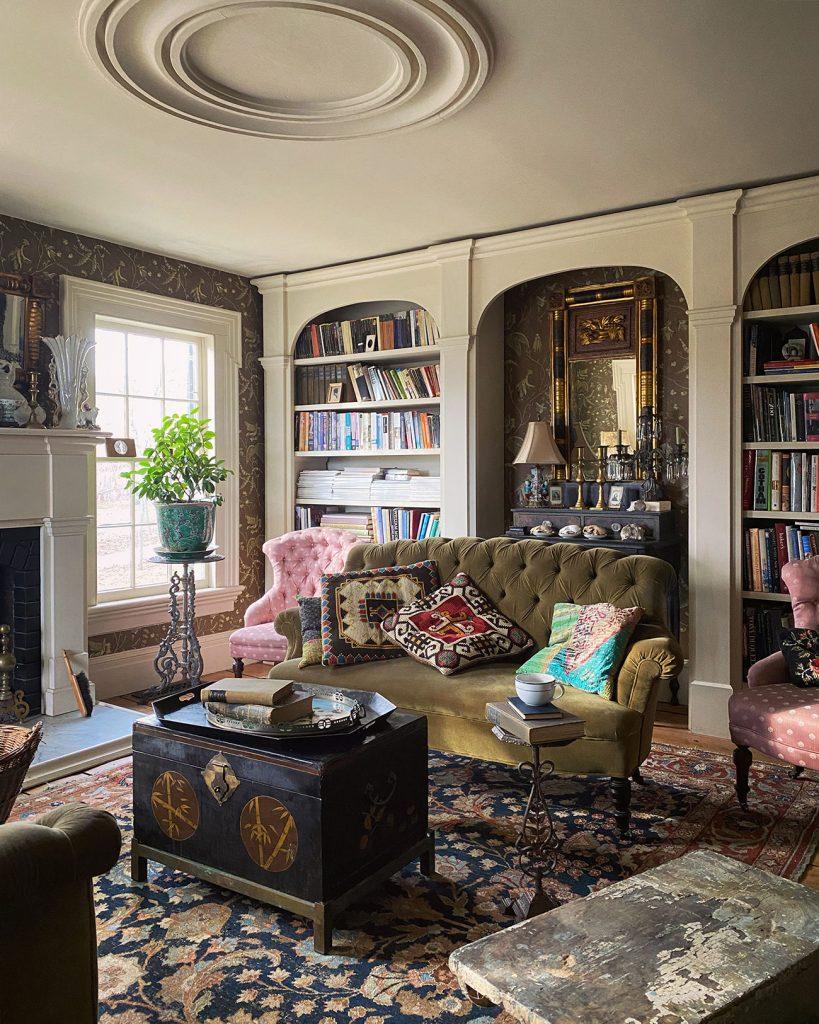 James Coviello drawing room