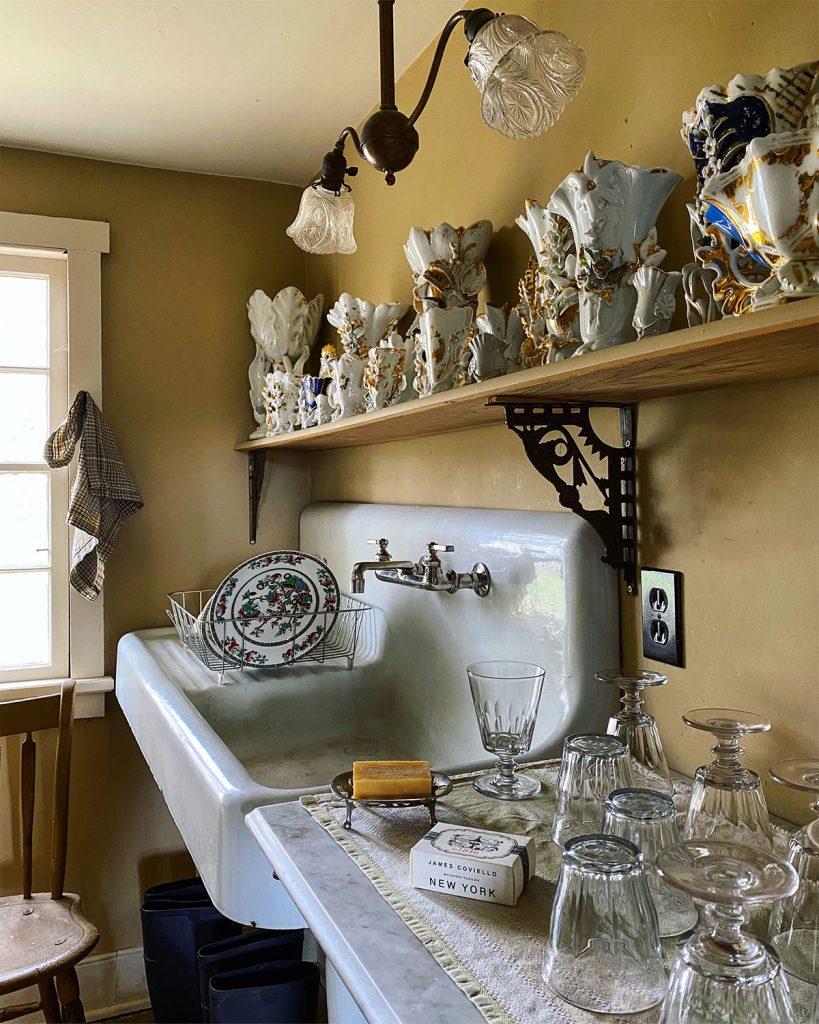 James Coviello vase collection