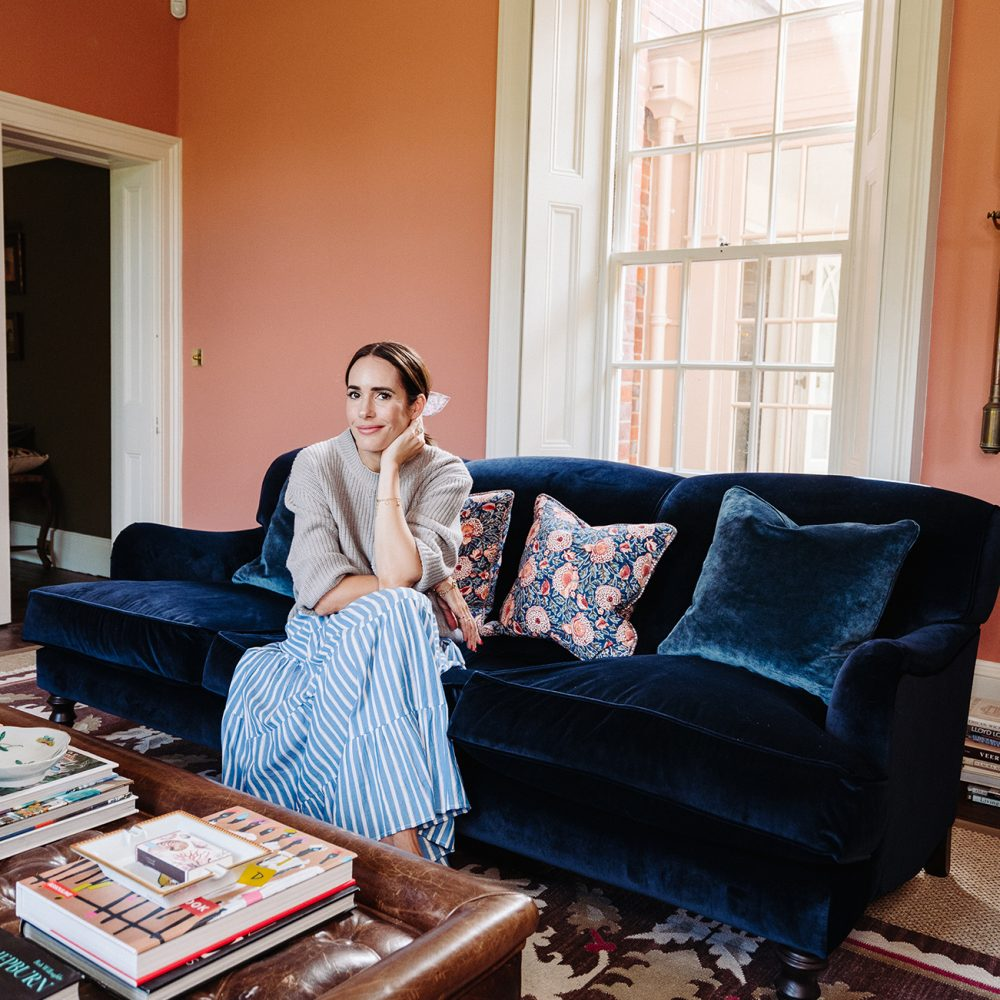 At Home with Louise Roe