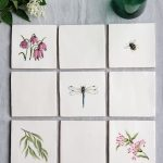 The Home Page x ArA Design Studio Riverbank Collection tiles